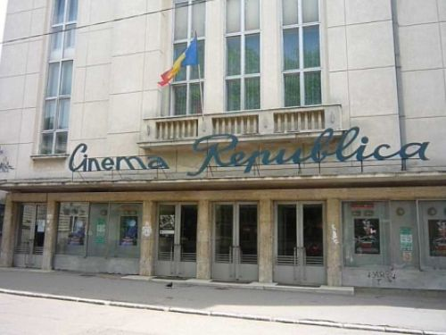 Cinema Republica Iaşi