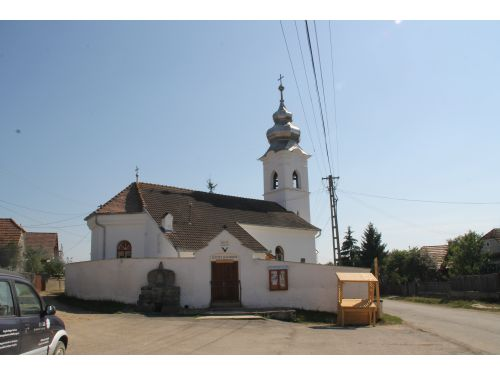 Church Of Saint Stephan Mihaileni