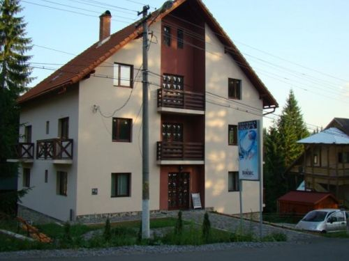 Pension Iuliu's Borsec