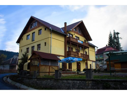 Pension Edelweiss Borsec
