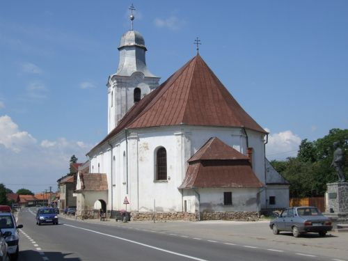 Roman Catholic Church Bretcu