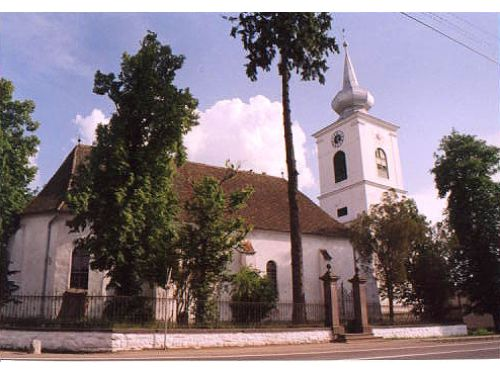Reformed Church Ozun