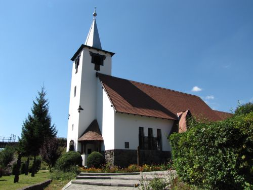 Reformed Church Sovata
