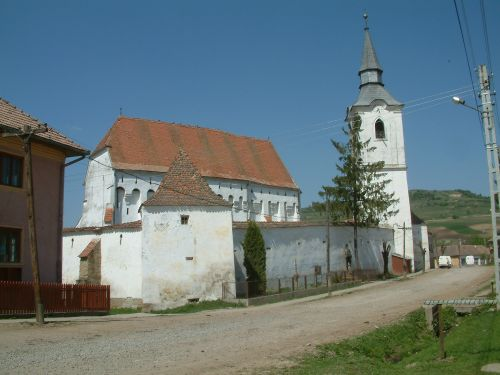 The Fortified Church Of Dârjiu- Dârjiu Darjiu