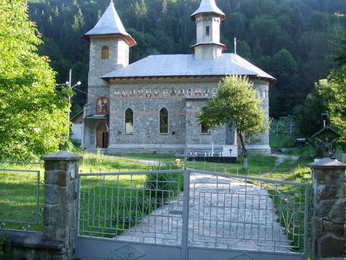 The Church From Izvorul Muntelui ( Mountain Spring) Parish – Bicaz Bicaz