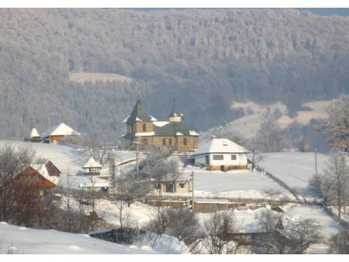 Mother Of God's Birth Monastery - Potoci Bicaz