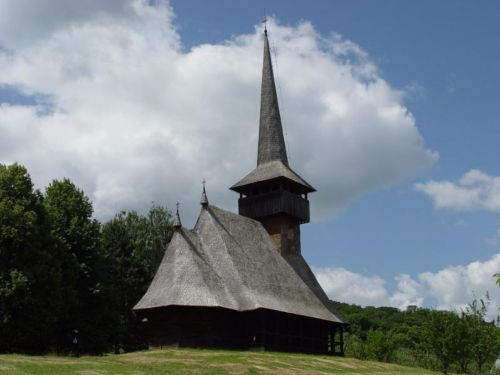 Wooden Churches From Cluj County Cluj-Napoca