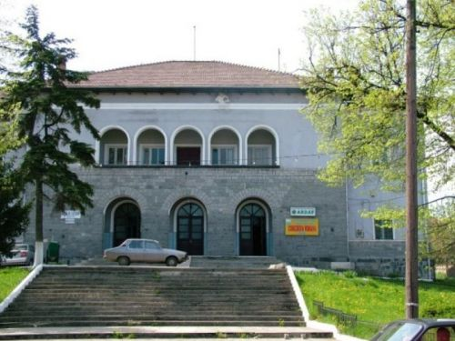 The Culture House Of Huedin Huedin