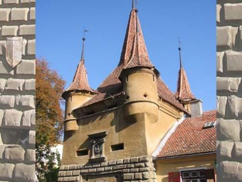 The Catherins Gate Brasov