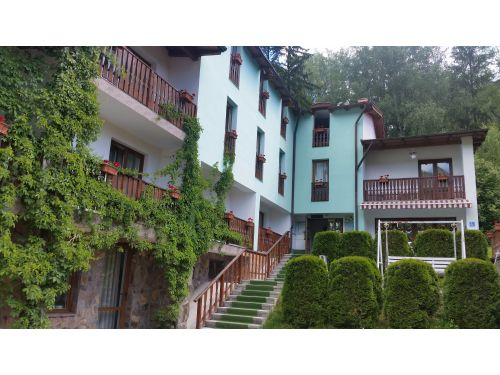 Pension Olt Baile Tusnad (Tusnad Bath)