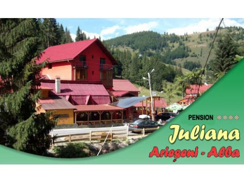 Pension Juliana 1 Arieseni