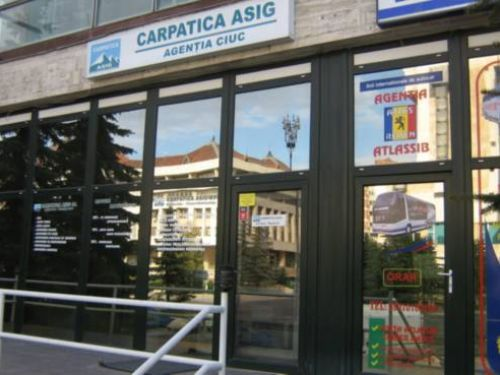 Carpatica Insurance Corporation Miercurea Ciuc