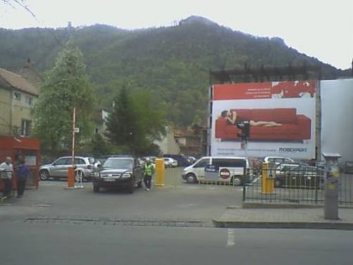 Central City Parking Brasov