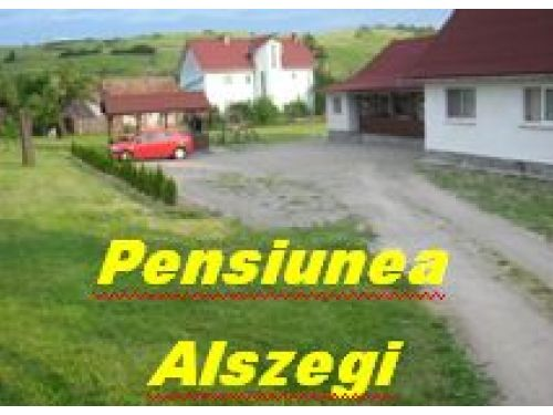 Pension Alszegi Praid