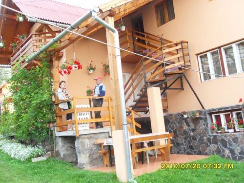 Pension Laski Praid