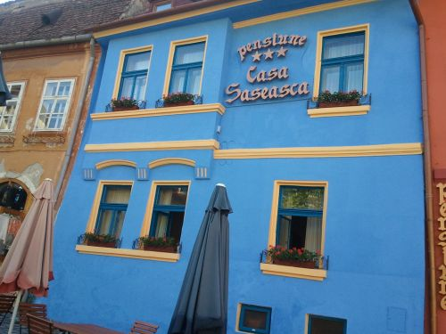 Pension Casa Saseasca Sighisoara